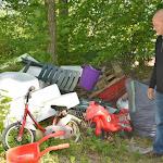 Encore un dépôt sauvage d'ordures à Verzenay, le maire est en colère