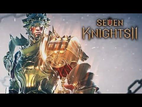 Seven Knights II - Netmarble tung ra nhân vật đầu tiên trên bom tấn MMORPG phần tiếp theo