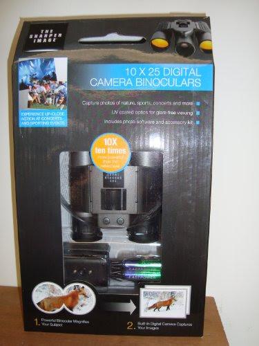 Get Cheap Sharper Image 10 X 25 Digital Camera Binoculars Cheap