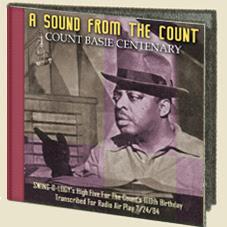 Count Basie Swing Inn Radio Swingology
