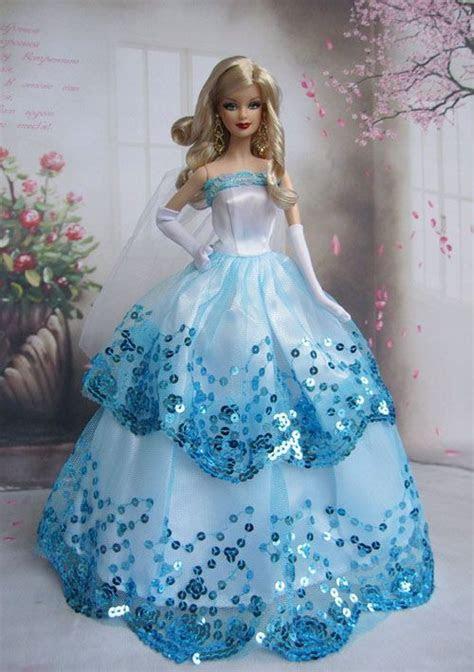 17 Best ideas about Barbie Wedding Dress on Pinterest