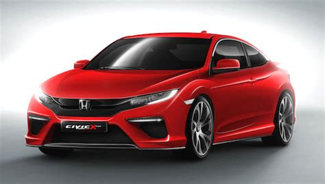 honda civic coupe review car  release