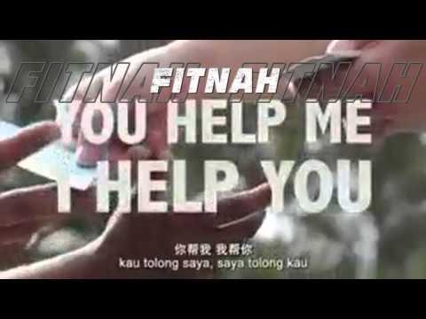 Fitnah Bermula #1Malaysia #TolakPR #TolakFitnah