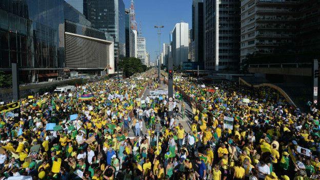 Protestos (AFP)