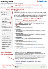 FeedFlare example (1/2)