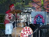 Damn drumming