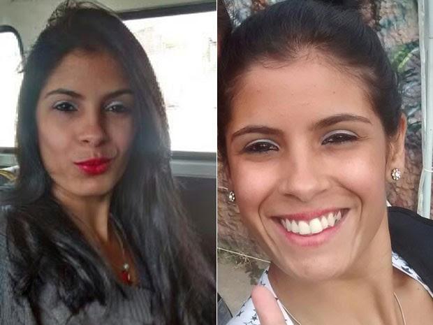 Natasha dos Santos foi identificada pela arcada dentária como a terceira vítima do pintor (Foto: Arquivo pessoal)
