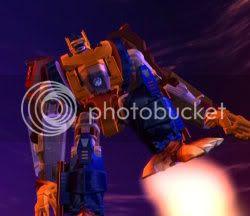 Beast Machines Optimus Primal