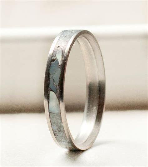 Womens Wedding Band Mens Wedding Band Mother of Pearl