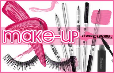 Makeup brushes photoshop