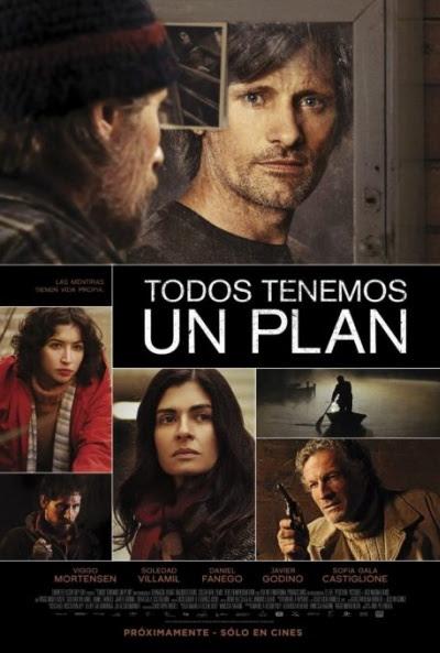 Cartel de Todos tenemos un plan (Todos tenemos un plan)