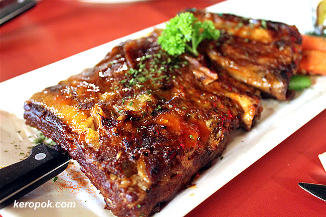 USA Pork Backribs