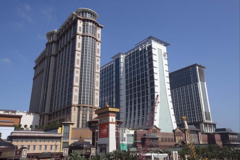 Sheldon Adelson inaugura casino en China