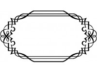 Bingkai Kaligrafi Vector ClipArt Best