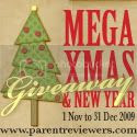 Parent Reviewers' Mega Xmas & New Year Giveaway
