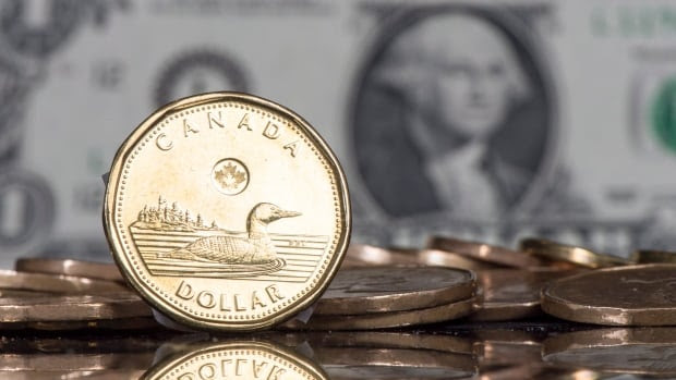 The Canadian dollar dipped below 71 cents US for the first time since 2003 on Wednesday.