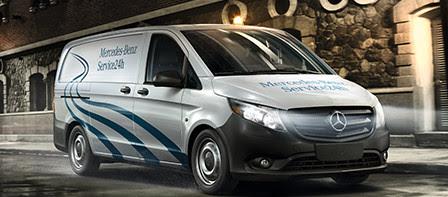 Parts and Service | Mercedes-Benz Vans