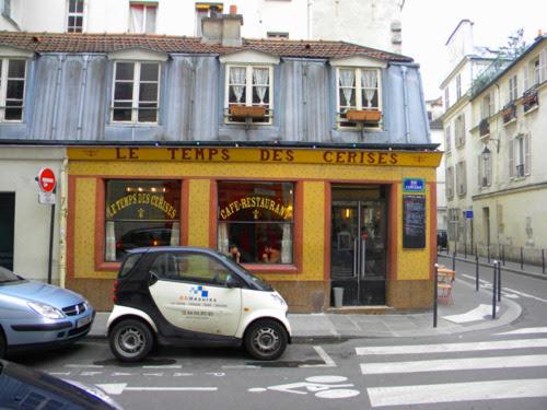 paris sokakları kendin dik