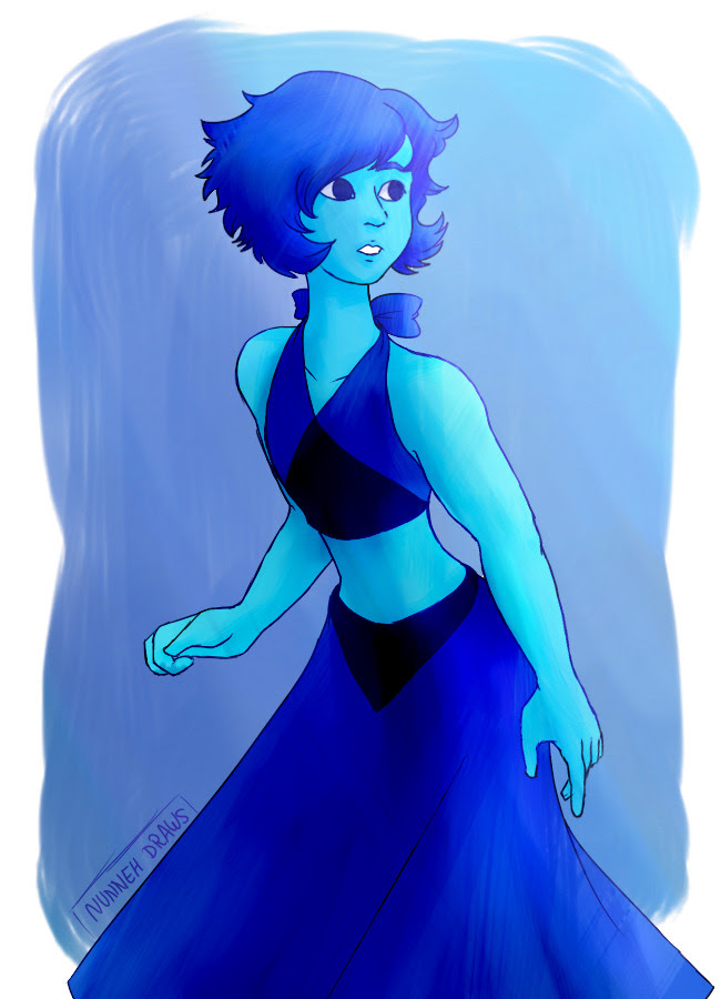 she's blue dabadi dabadie