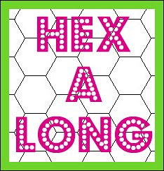 Hexalong anyone? by Lynne @ Lilys Quilts