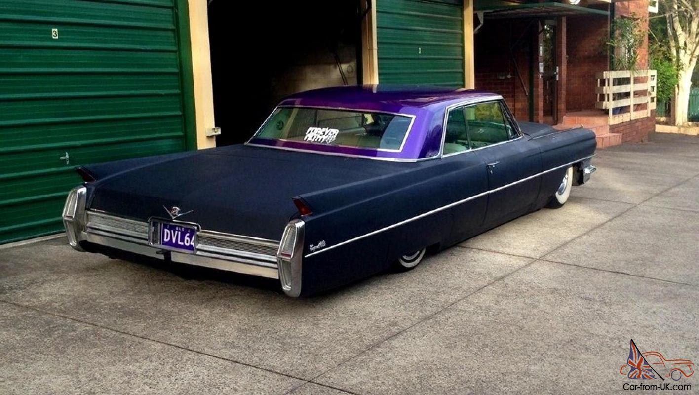 1964 Cadillac Coupe DE Ville