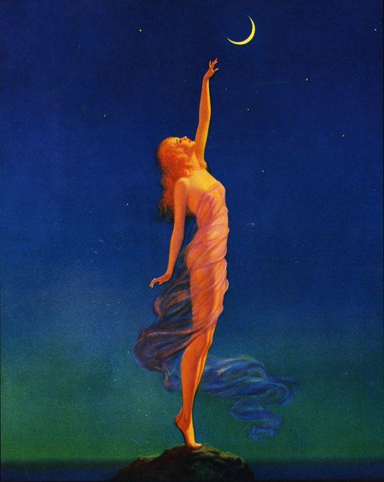 """""""Llegar a la Luna"""", de Edward Eggleston c.  1933"""