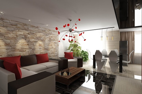 Minimalist living room design ideas - Interior design