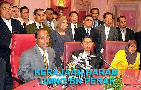 keputusan Jawatankuasa Hak dan Kebebasan dan Dewan Undangan Negeri masih sah dan berkuat kuasa dan Speaker DUN sebagai pengerusi dan ahli dalam Jawatankuasa tersebut dan Dewan Undangan Negeri Perak Darul Ridzuan adalah terikat dengan keputusan yang telah diputuskan oleh kedua-dua badan tersebut.