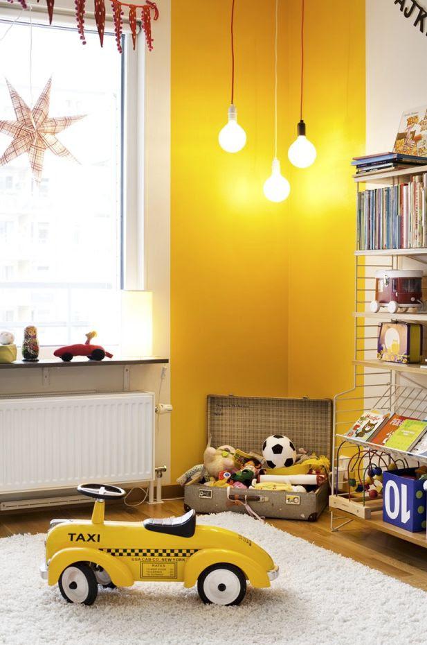 Peinture Jaune 5 Idées Déco Pour Illuminer Une Chambre