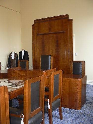 Council Chamber, PMTH