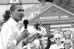 Old Obama, New Obama .
