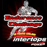 Intertops Poker Starts Points Race for Cash Prizes and New Years Free Roll Tournament Entries