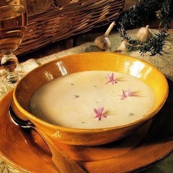 Provençal Garlic Soup