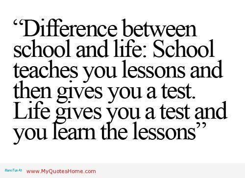 Quotes about life lessons waywardpencils quotes about life lessons 52405
