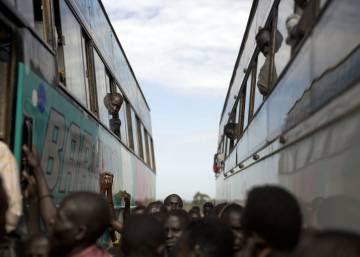 Imvepi, un lugar para los desplazados de la guerra