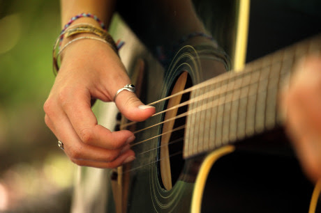 A Guitar That Plays By Itself Quotes Poems Prayers And Words Of