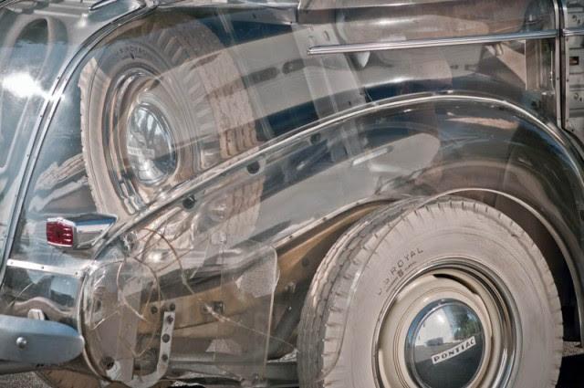 1939 Pontiac Ghost Car