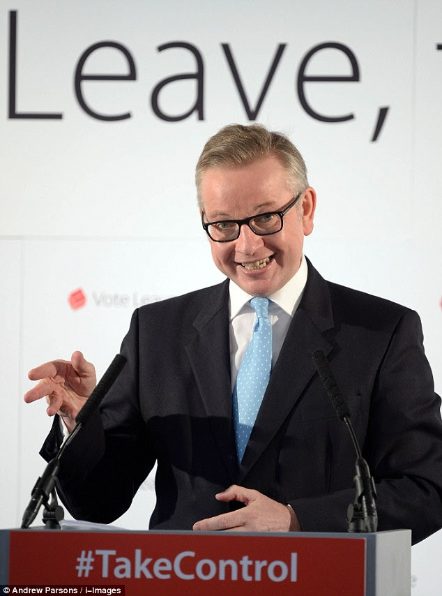 Michael Gove, the Justice Secretary, indicated last week that Albania was an unlikely inspiration for post-Brexit Britain