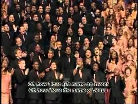 Those Who Know Your Name Brooklyn Tabernacle Choir Lyrics