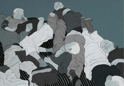 illustration illustrator daniel dan park