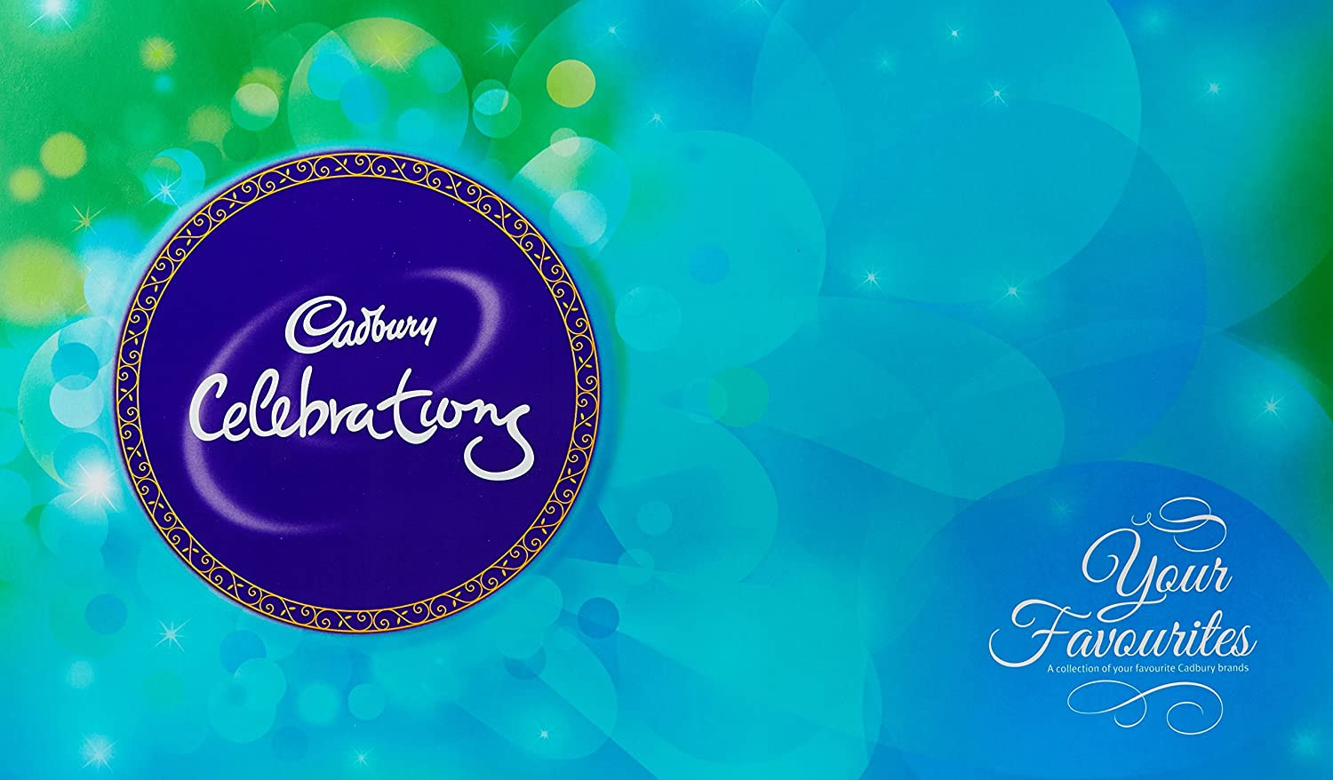 deals on Cadbury Celebration, 199g