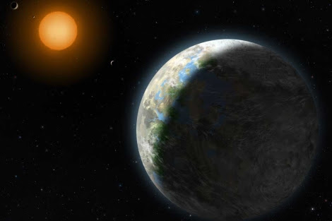 Gliese 581g, planeta habitable