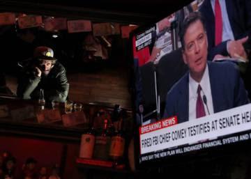 """El ex director del FBI acusa en el Senado a Trump de """"mentir y difamar"""""""