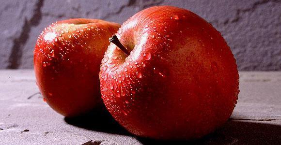 Uma maçã por dia mantém o médico afastado
