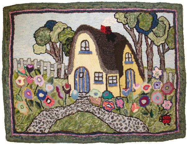 Maureen Rowe - My Cottage Garden