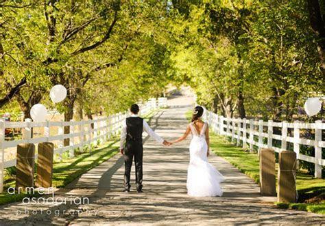 Saddlerock Ranch Wedding Venue