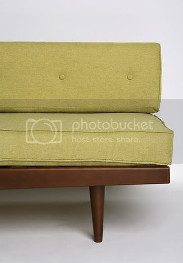 mid century modern sofa couch