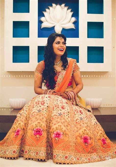 20 Stunning bridal lehenga designs inspired by traditional