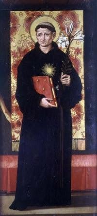 Święty Mikołaj z Tolentino
