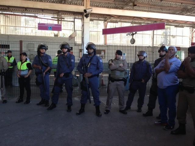Estação Francisco Morato da CPTM